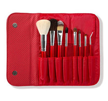 Load image into Gallery viewer, Morphe 700 - 8 Piece Makeup Brush Set - Candy Red - mystic-beauty-international-make-up-store