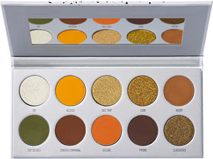 Morphe X Jaclyn Hill Vault - Armed & Gorgeous - mystic-beauty-international-make-up-store
