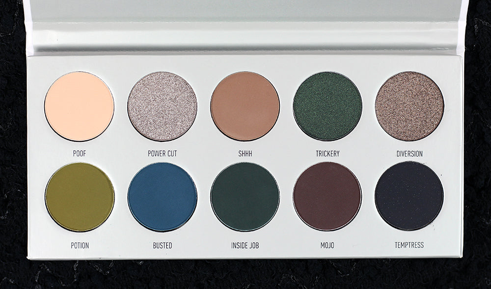 Morphe X Jaclyn Hill Vault - Dark Magic - mystic-beauty-international-make-up-store