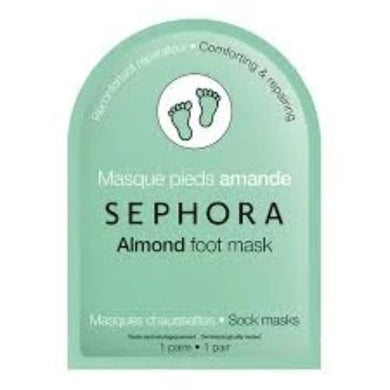 SEPHORA Almond Foot Mask - Mystic Beauty SA