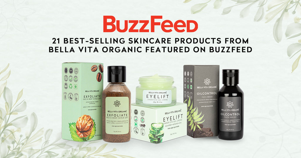 21 Best-Selling Skincare Products from Bella Vita Organic featured on Buzzfeed