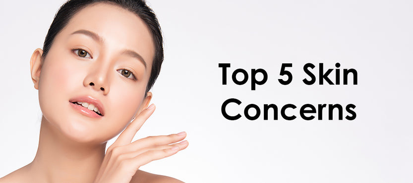 5 Common Skin Problems that should not be ignored