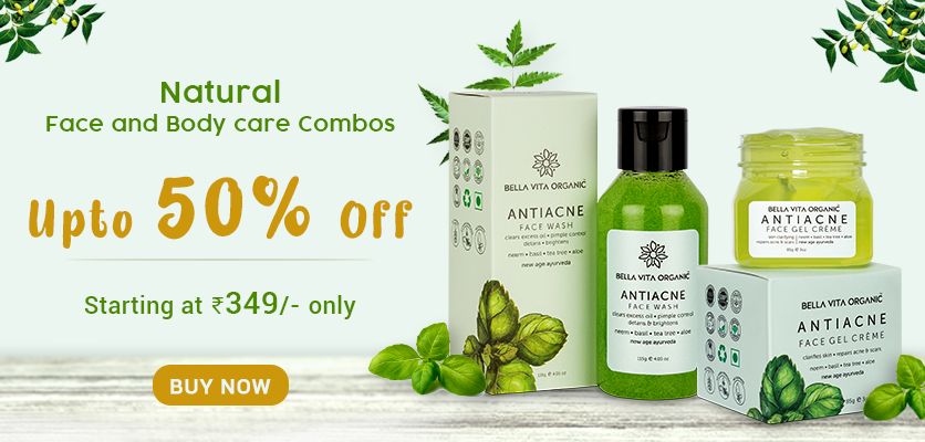 Natural Face and Body Care Combo