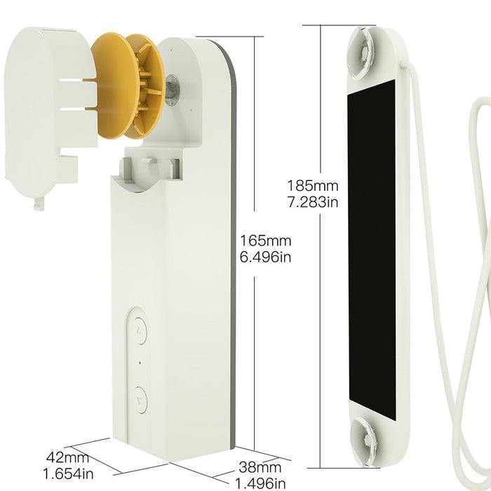 DIY Intelligent Motorized Curtain Roller Shutter - TheGood_Market
