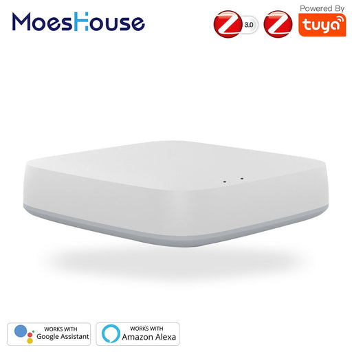 Tuya ZigBee Smart Gateway Hub Wireless Remote Controller Works with Alexa/Google - TheGood_Market