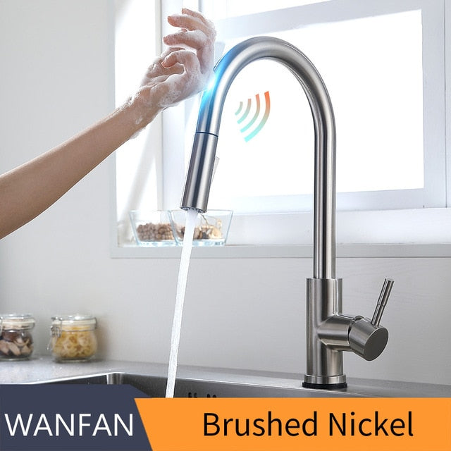 Touch Sensor Kitchen Faucet - TheGood_Market