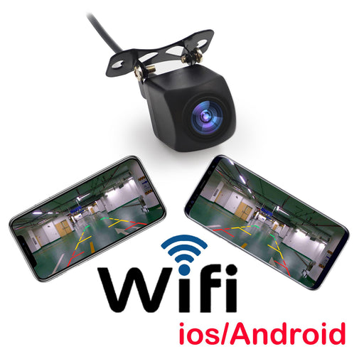Hot Selling!! WiFi Wireless Car Mounted Backup Camera - TheGood_Market