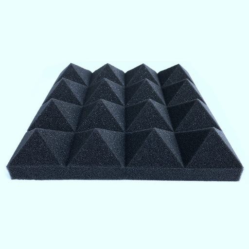 12 pcs 25x25x5cm Soundproofing and Acoustic Foam for Sound Absorption/insulation - TheGood_Market