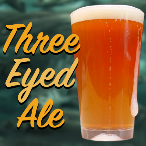 Three Eyed Ale Homebrew Recipe