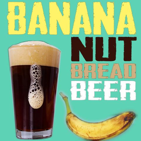 banana nut bread beer decoction mash homebrew