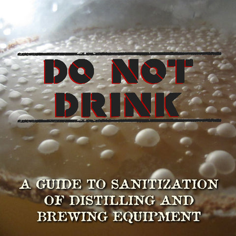 BREWING AND DISTILLING SANITIZATION