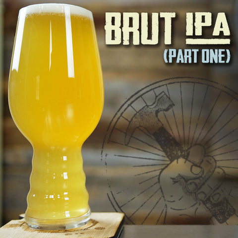How to Brew a Brut IPA