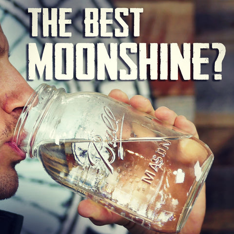 the best moonshine? Review of 3 moonshine brands