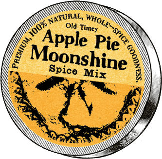 "Apple Pie ""Moonshine"" Spice Mix"