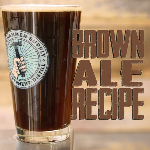 Brown Ale Homebrew