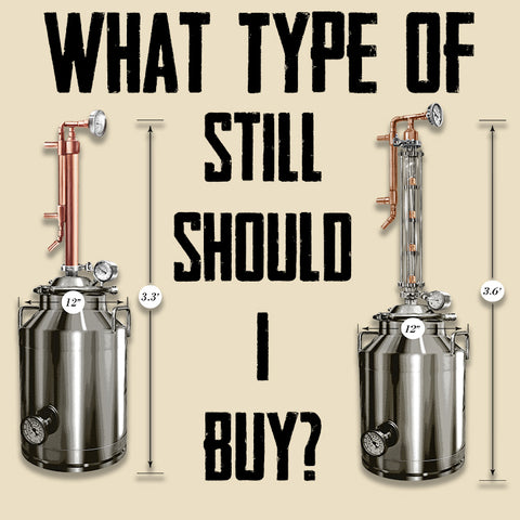 What type of still should I buy?