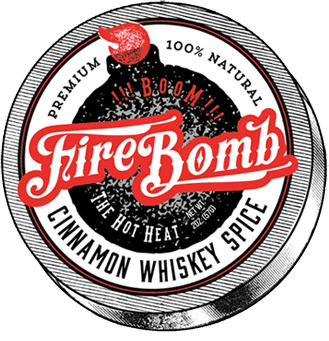 FireBomb - Cinnamon Whiskey Spice Mix