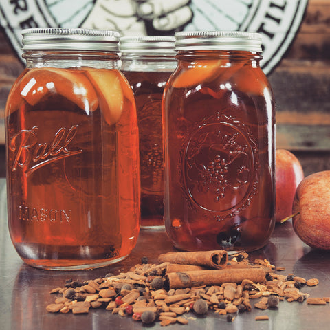 how to make apple pie moonshine recipe