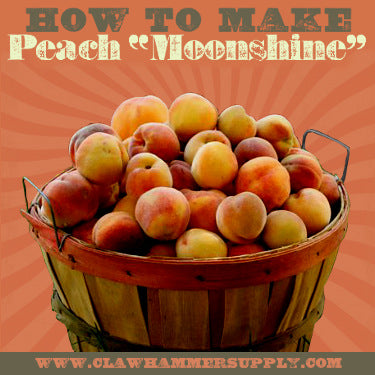 """peach moonshine"""