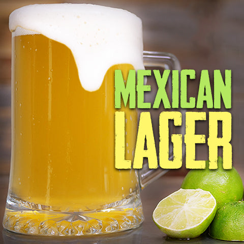 Mexican Lager Homebrew