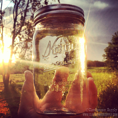 Moonshine, Mason Jars, and Other Pretty Things... – Copper ...