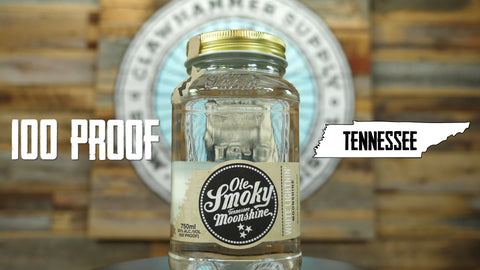 ole smokey - white lightnin' moonshine