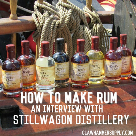 How to make rum