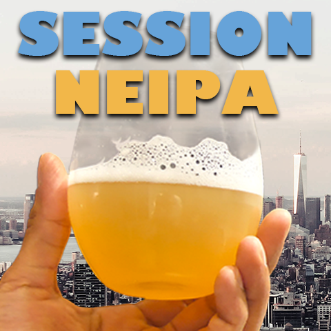 Session New England IPA Homebrew Recipe