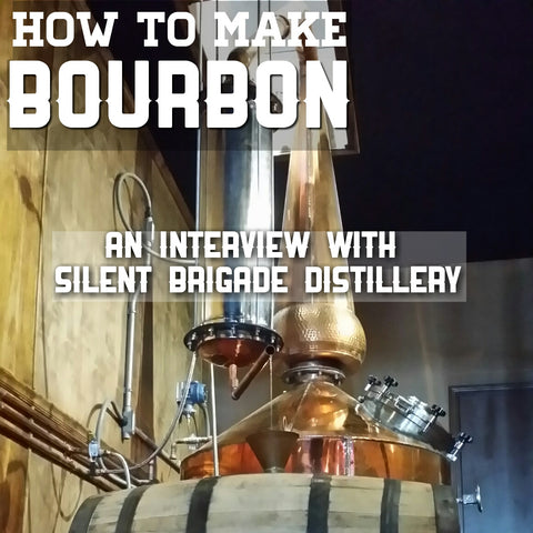 How to make bourbon