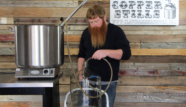 how to make moonshine mash without yeast