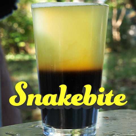 snakebite: cider and beer - how to make