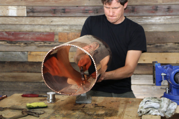 How to Build a Copper Still – Clawhammer Supply