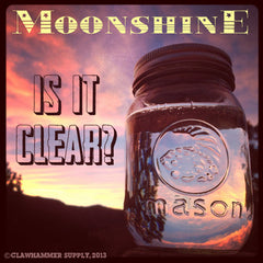 What Color Is Moonshine?