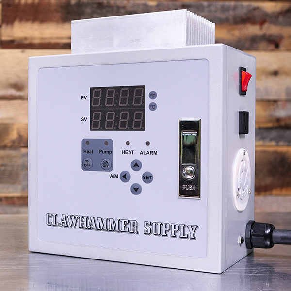 240 Volt Digital Brewing and Distilling Controller