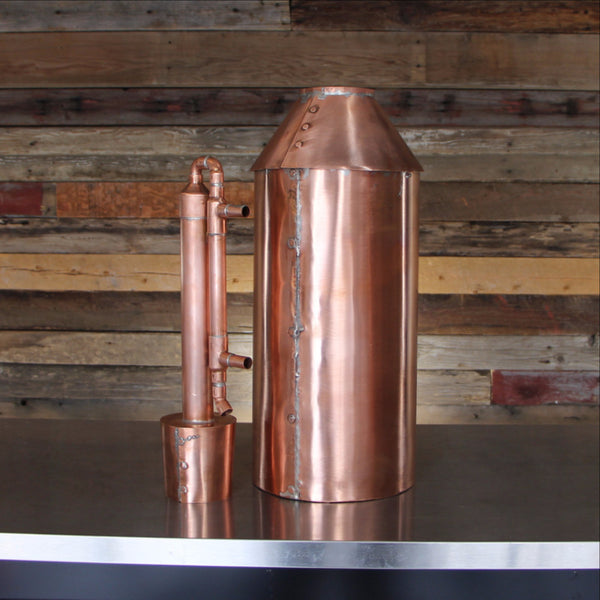 Moonshine Still Kit 5 Gallons Copper Moonshine Still