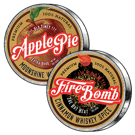 Apple Pie Moonshine & FireBomb Combo