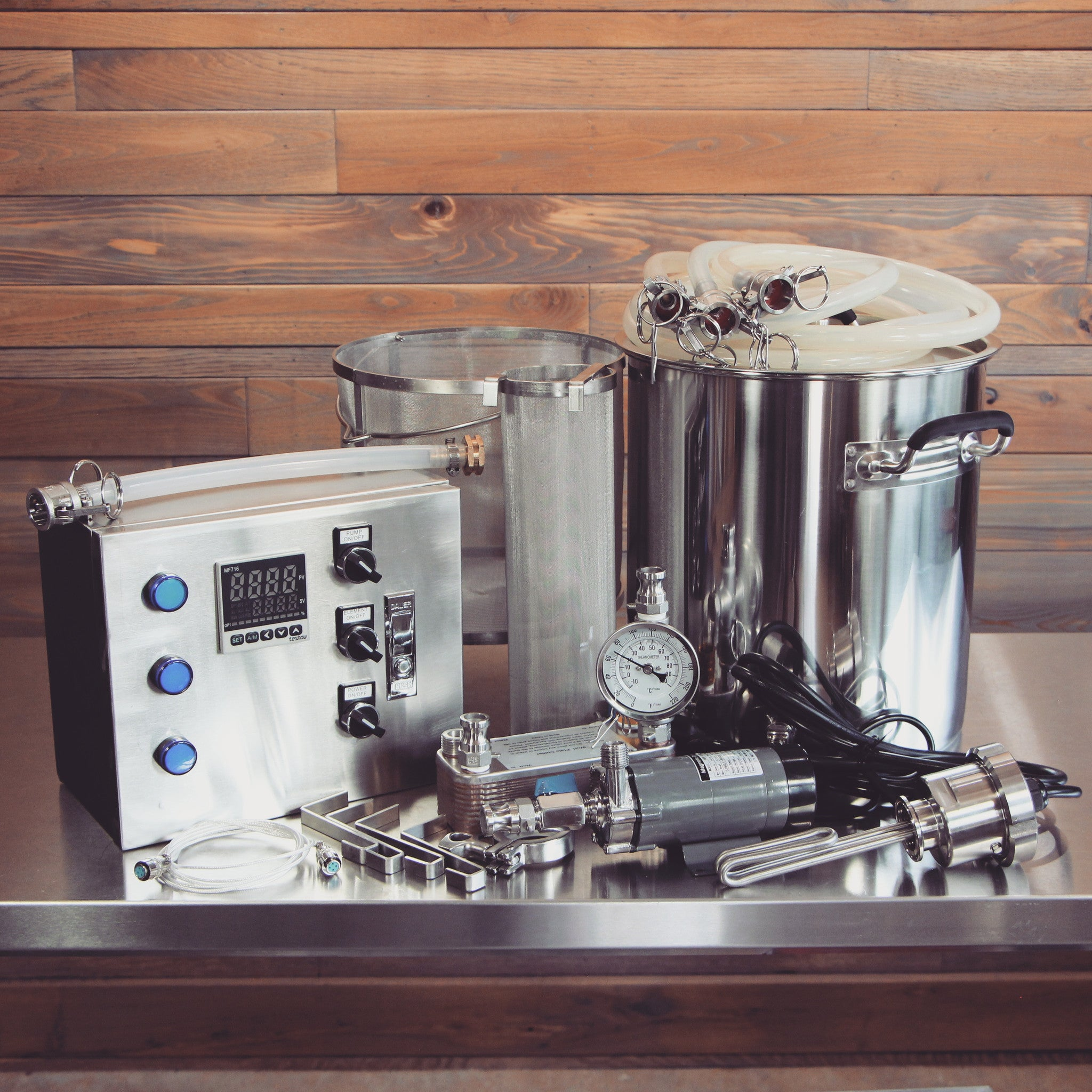 Digital Brewing System