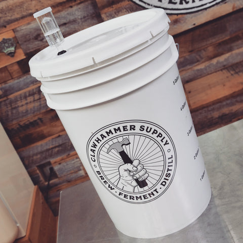 7 Gallon Bucket Fermentation Kit