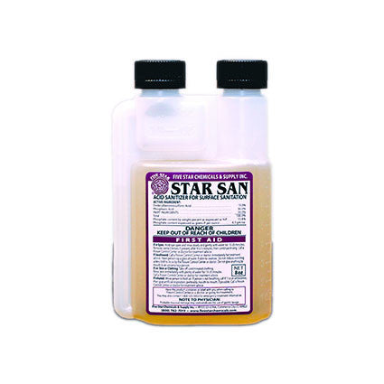 Star San Sanitizer (8 oz)