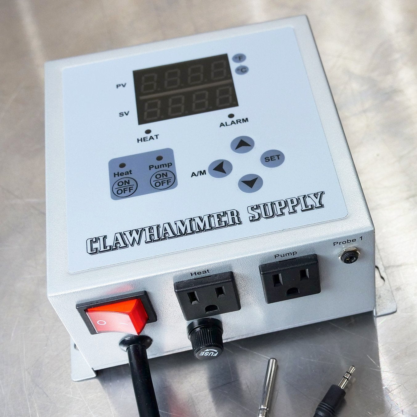 Digital Electric Brewing and Distilling Controller