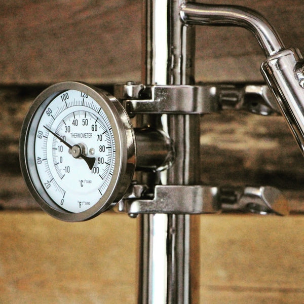 Stainless Still Boiler And Column Thermometer Kits