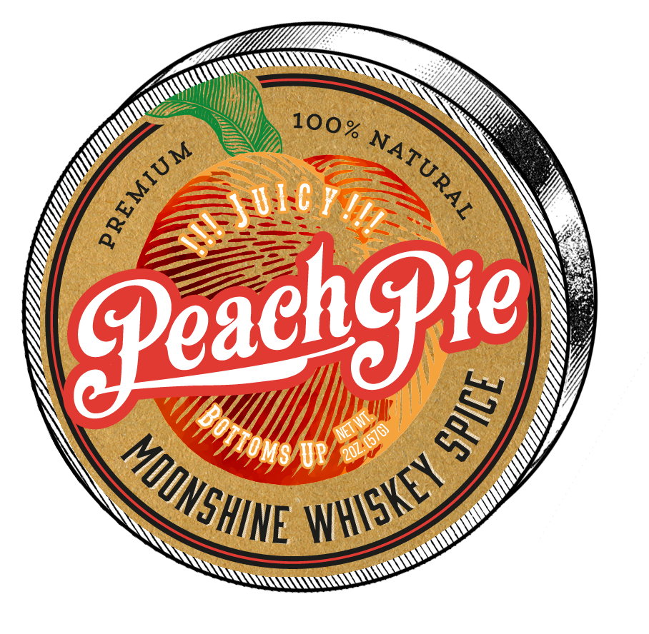 Peach Pie Moonshine Spice Mix- Case