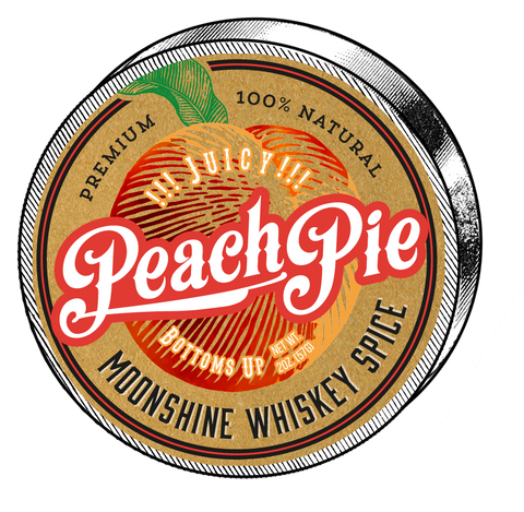 Peach Pie Moonshine Spice Mix