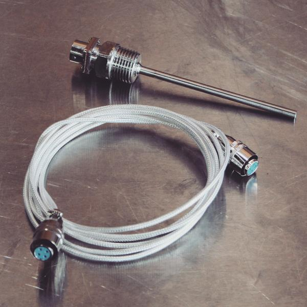 RTD Pt100 Temperature Sensor 4