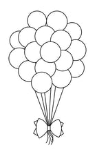 Load image into Gallery viewer, Balloon Bunch