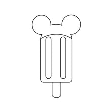 Load image into Gallery viewer, Boy Mouse Popsicle