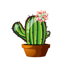 Load image into Gallery viewer, Cactus 2