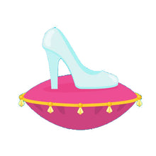 Load image into Gallery viewer, Glass Slipper