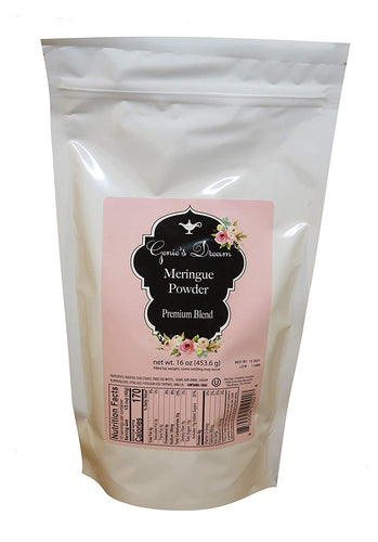 Genie's Meringue Powder - 16 oz bag