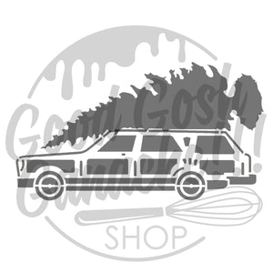 Griswold Station Wagon